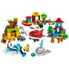 Lego Duplo 10805, maailman ympäri
