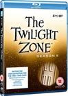 Hämärän rajamailla (Twilight Zone 1959): Kausi 5 (blu-ray), TV-sarja