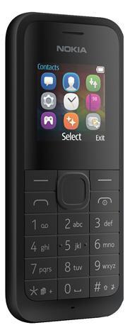 Nokia 105 Dual SIM, puhelin