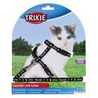 """Trixie Valjas- ja talutinsetti """"Kitty Cat"""", kissanpennulle"""
