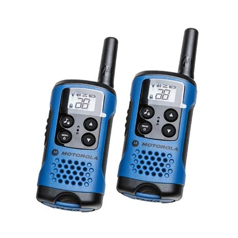 Motorola T41 PMR 446, radiopuhelinsetti