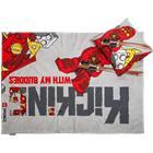 Lego Ninjago, pussilakanasetti