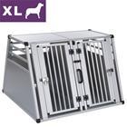 Aluline-tuplakuljetuslaatikko, koko XL - P 97 x S 92 x K 68 cm