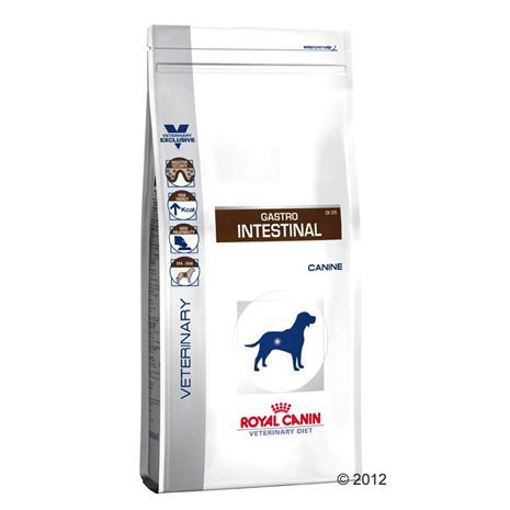 Royal Canin Veterinary Diet Gastro Intestinal GI 25 - säästöpakkaus: 2 x 14 kg