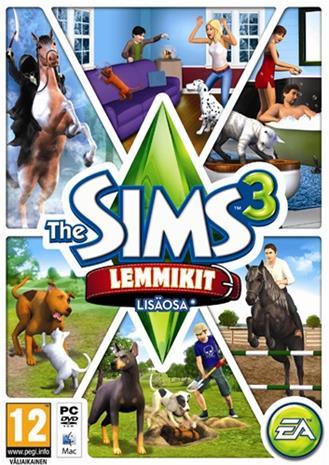The Sims 3: Lemmikit (Pets) lisäosa, PC-peli