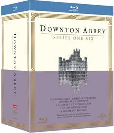 Downton Abbey: Kaudet 1-6 (Blu-Ray), TV-sarja