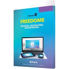 F-Secure Freedome (1 vuosi 3 laitetta), ohjelmisto