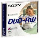 DVD-RW-aihio, 8 cm (2,8 Gt), 3 kpl