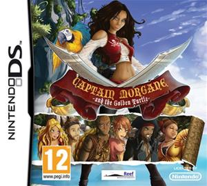Captain Morgane and the Golden Turtle, Nintendo DS -peli
