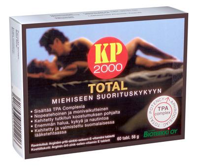 Bioteekin KP 2000 Total, 60 tabl