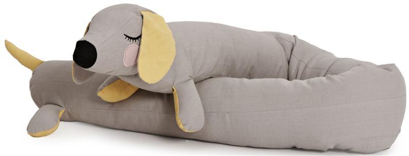 Roommate Lazy Long Dog, koristetyyny