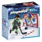 Playmobil Sports & Action 6192, jääkiekkomaalitreenit