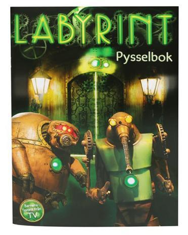 Martinex Puuhakirja, Labyrint