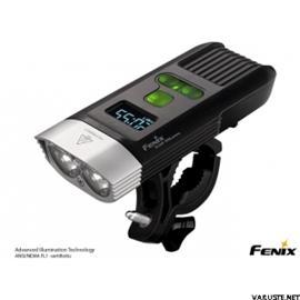 Fenix BC30R, ladattava led-etuvalo jossa OLED-näyttö