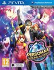 Persona 4: Dancing All Night, PS Vita -peli