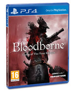 Bloodborne - Game of the Year Edition, PS4-peli