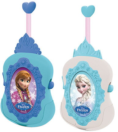 Disney Frozen, radiopuhelimet