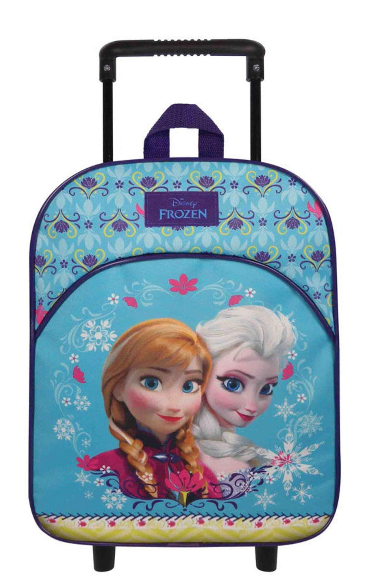 Disney Frozen Matkalaukku Forever Sisters  2314222997