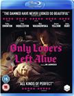 Only Lovers Left Alive [Blu-ray], elokuva