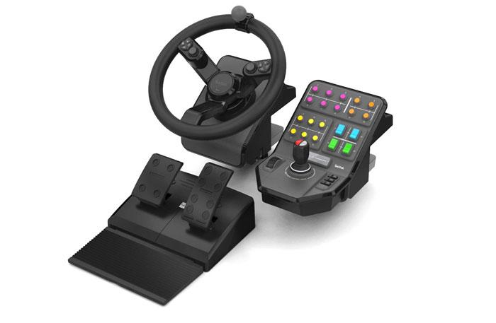 Logitech G Saitek Farming Simulator Controller, PC -peliohjain