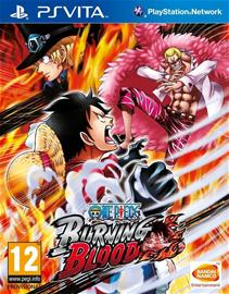 One Piece: Burning Blood, PS Vita -peli