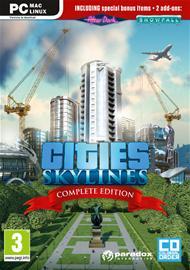 Cities: Skylines Complete Edition, PC-peli