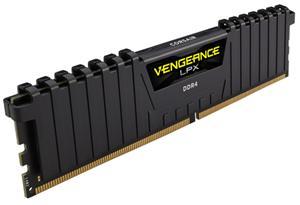64 GB, 2400 MHz DDR4 (4 x 16 GB kit), keskusmuisti
