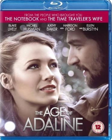 The Age Of Adaline (Blu-Ray), elokuva