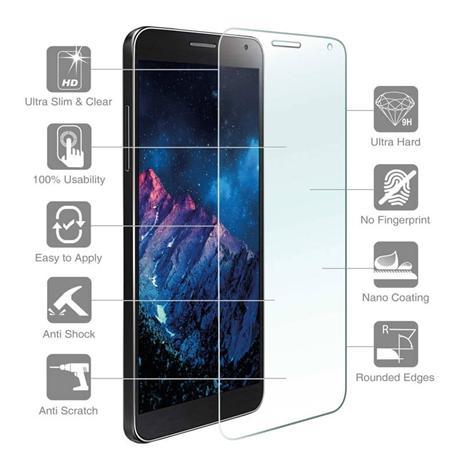 LG V10, näytön suojalasi