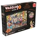 Wasgij, palapeli #1 Back to Technology