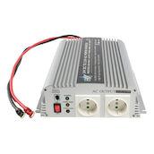HQ 1000W invertteri, 24V -> 230V