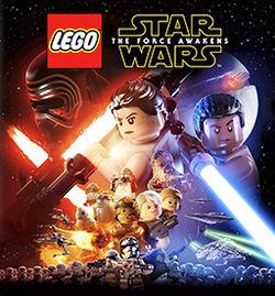 LEGO Star Wars The Force Awakens, PS Vita -peli