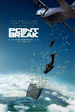 Myrskyn ratsastajat - Point Break, elokuva