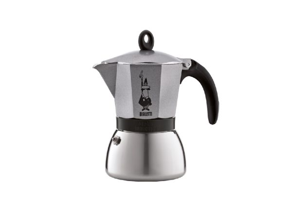 Bialetti 6 Moka Induction, espressopannu