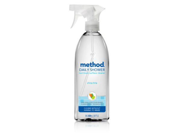 Method Daily Shower, kylpyhuonesuihke