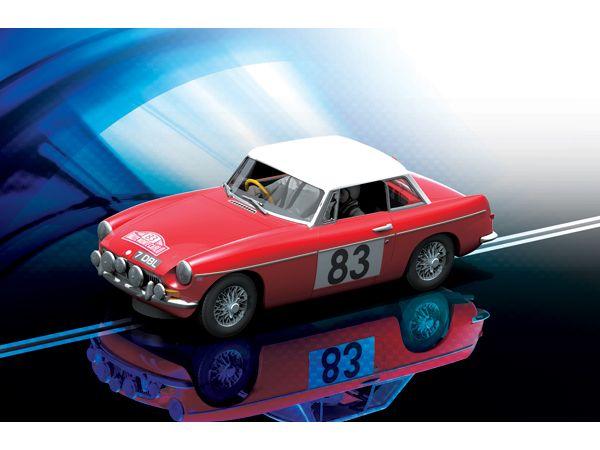 Scalextric C3143, MGB 1964