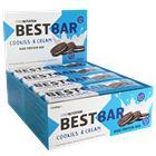 Star Nutrition Best Bar, proteiinipatukat 12 x 60 g