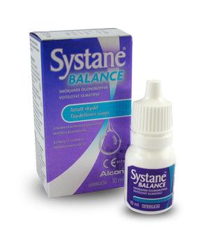 Alcon Systane Balance, silmätipat 10 ml