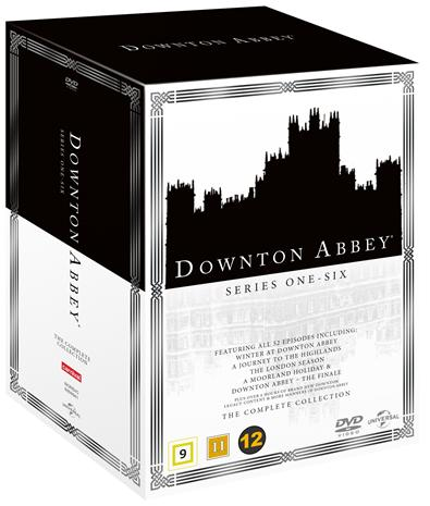 Downton Abbey: Kaudet 1-6 + Specials, TV-sarja