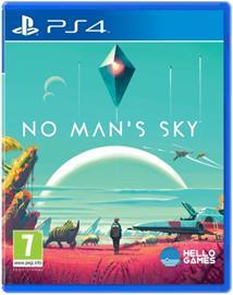 No Man's Sky, PS4-peli