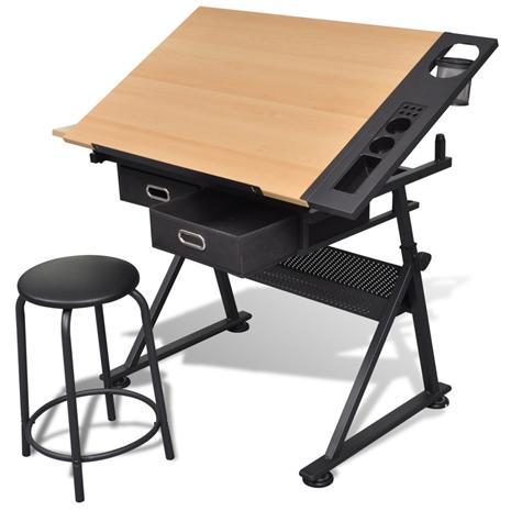 Piirustuspöytä, säädettävä