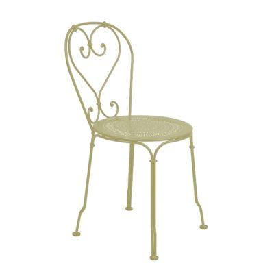 fermob 1900 tuoli willow green. Black Bedroom Furniture Sets. Home Design Ideas