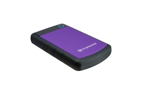 Transcend StoreJet 25H3 (3 TB, USB 3.0) TS3TSJ25H3P, ulkoinen kovalevy