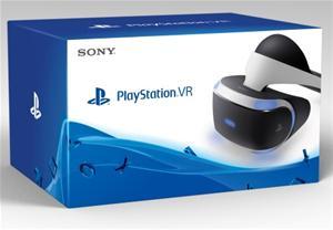 Sony Playstation VR, PS4 -virtuaalilasit