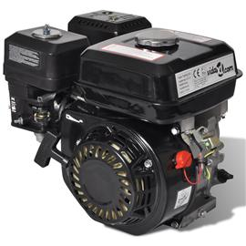 Polttomoottori 196 cc, 6,4 hv