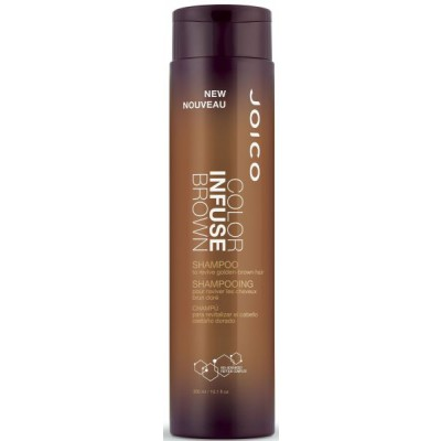 Joico Color Infuse Brown Shampoo (300mL)