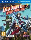 Earth Defence Force 2: Invaders From Planet Space, PS Vita-peli