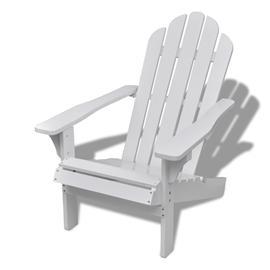 Puutarhatuoli, puinen