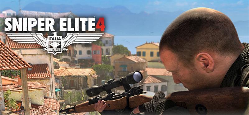 Sniper Elite 4, PC-peli