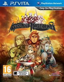 Grand Kingdom, PS Vita -peli